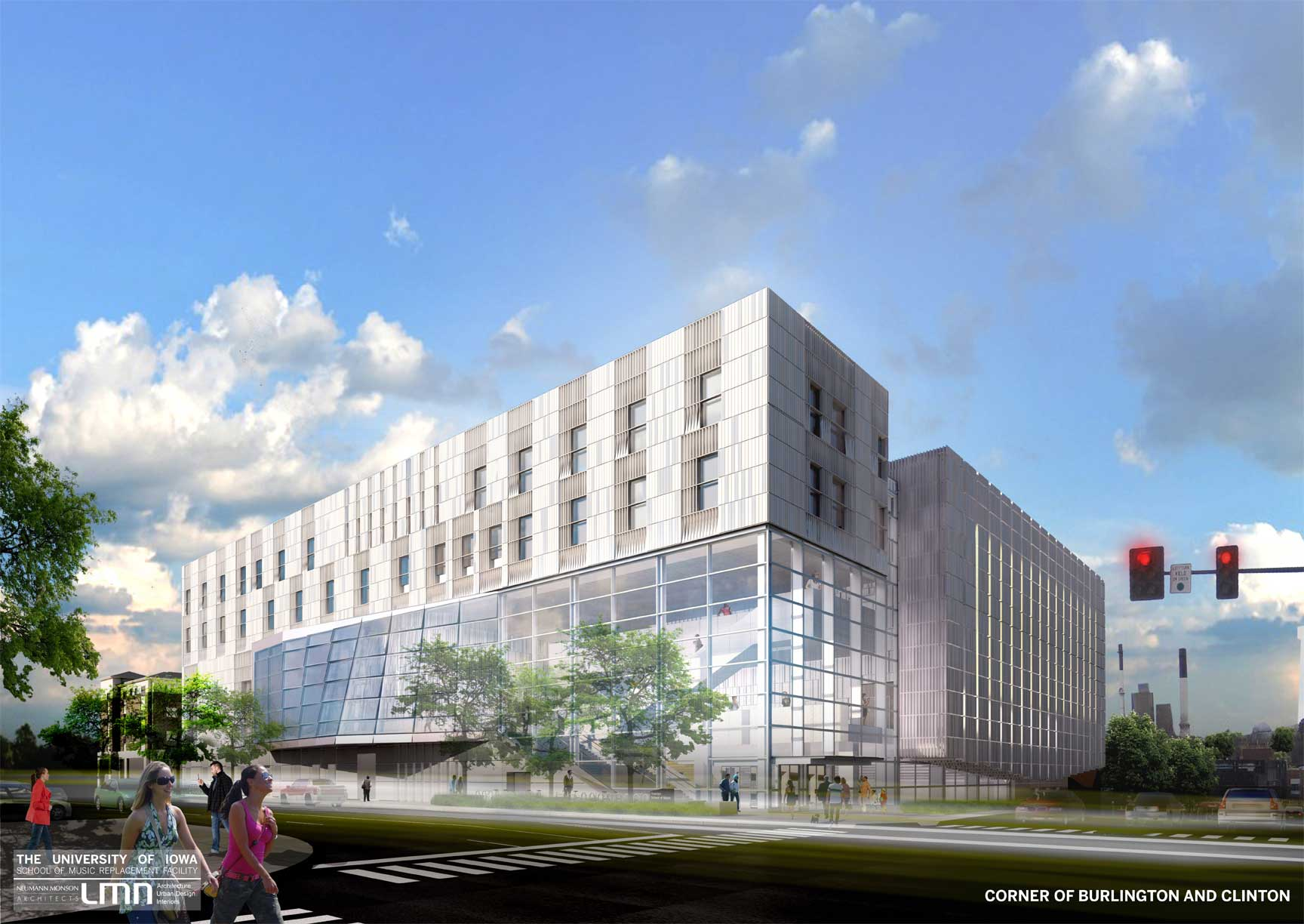 Building Exterior: Building Renderings