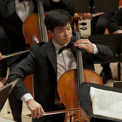 Student Profile: Bennett Huang