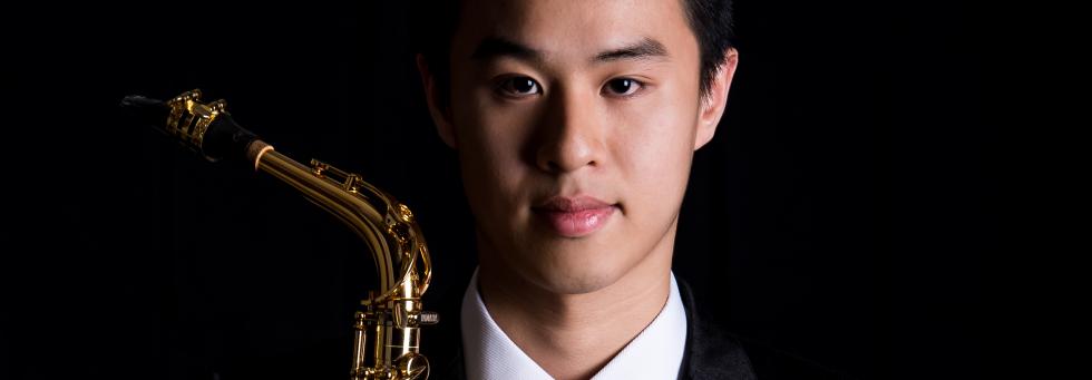 Tsz Kiu Kwok, saxophone