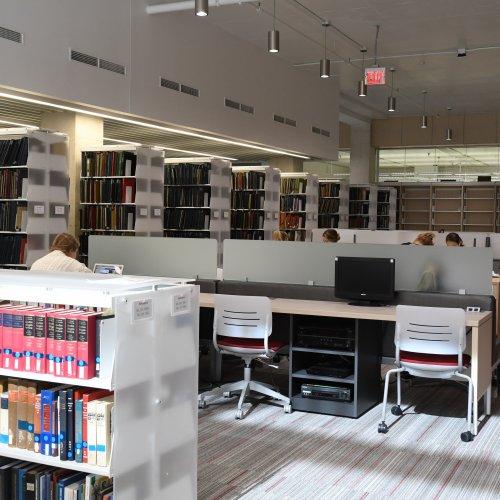 Rita Benton Music Library