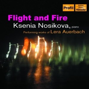 CD cover: Flight and Fire