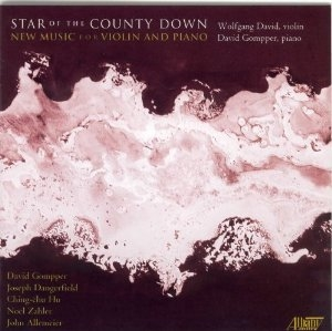 CD cover: Star of the County Down