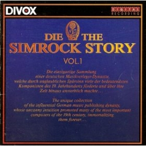 Cover, The Simrock Dynasty