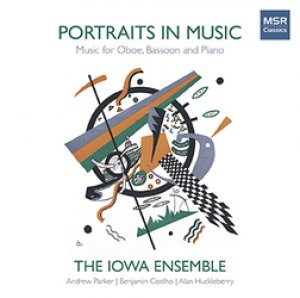 Portraits in Music:  Music in Oboe, Bassoon and Piano