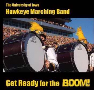CD cover: Get Ready for the BOOM!