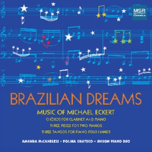 Brazilian Dreams CD art