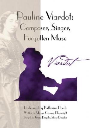 DVD cover: Pauline Viardot: Composer, Singer, Forgotten Muse