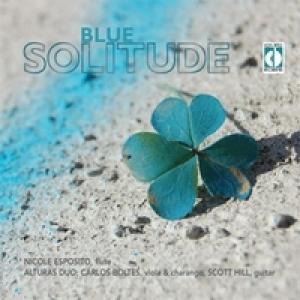 Cover, Blue Solitude