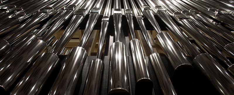 pipes from klais organ
