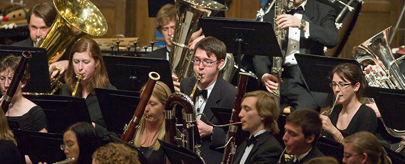 UI Symphony Band in concert