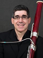 Benjamin Coelho, bassoon