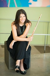 Nicole Esposito, flute