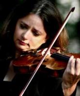 Katie Wolfe, violin