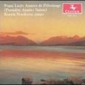 CD cover: Années de Pèlerinage (Years of Pilgrimage)