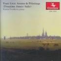 CD cover: Années de Pèlerinage (Years of Pilgrimage) Deuxième anneé: Italie (Second Year: Italy)