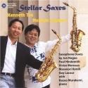 Cover, Stellar Saxes