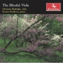 CD cover: The Blissful Viola
