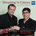 Cover, Dreaming in Colours: Music for Bassoon and Piano