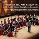 KENNETH TSE, Saxophone, with the MI-BÉMOL Saxophone Ensemble
