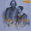 CD cover: Schumann & Schumann