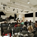School of Music facilities photo showing the UCC Recital Hall.