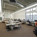 School of Music facilities photo showing the technology room at CSM5.