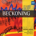 Cover, Beckoning: New Music for Cello