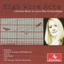 album cover: Schwendinger: High Wire Acts
