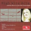 album cover: Schwendinger: High Wire Acts