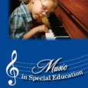 Book cover: Music in Special Education
